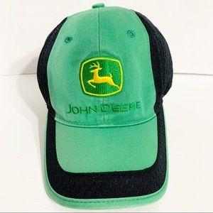 John Deere Nothing Runs Like a Deere Baseball Cap